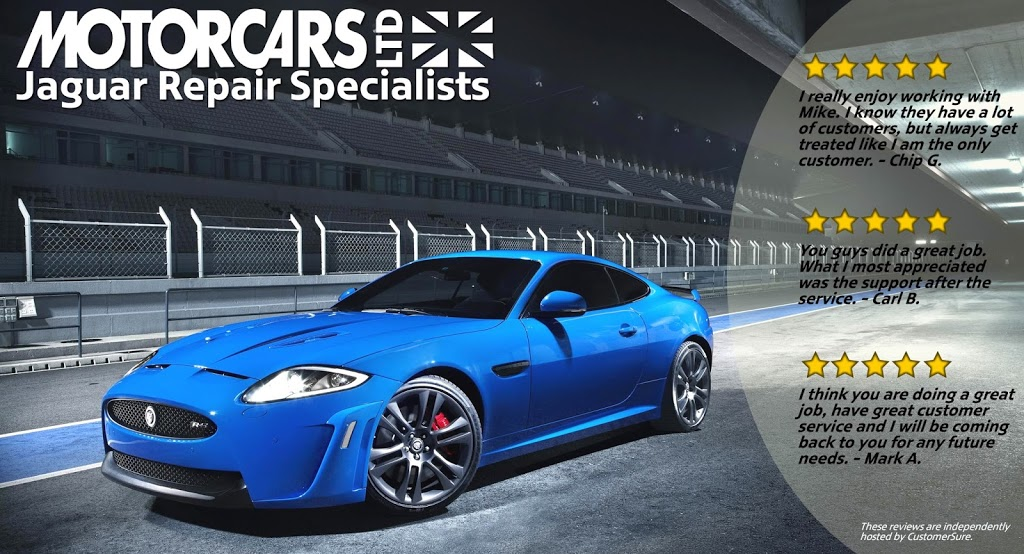 Houston Texas – Independent Jaguar Repair Specialists