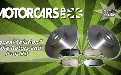 "Motorcars Ltd. Reveals ""Squeal Solution"" Brake Kits For Land Rover"