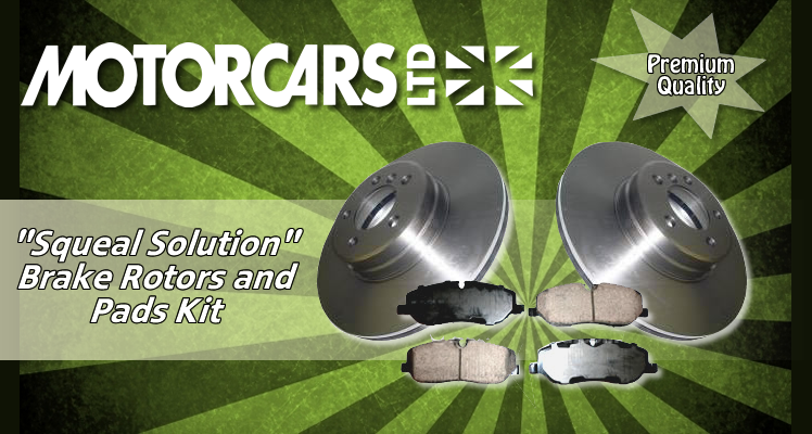 """Motorcars Ltd. Reveals """"Squeal Solution"""" Brake Kits For Land Rover"""