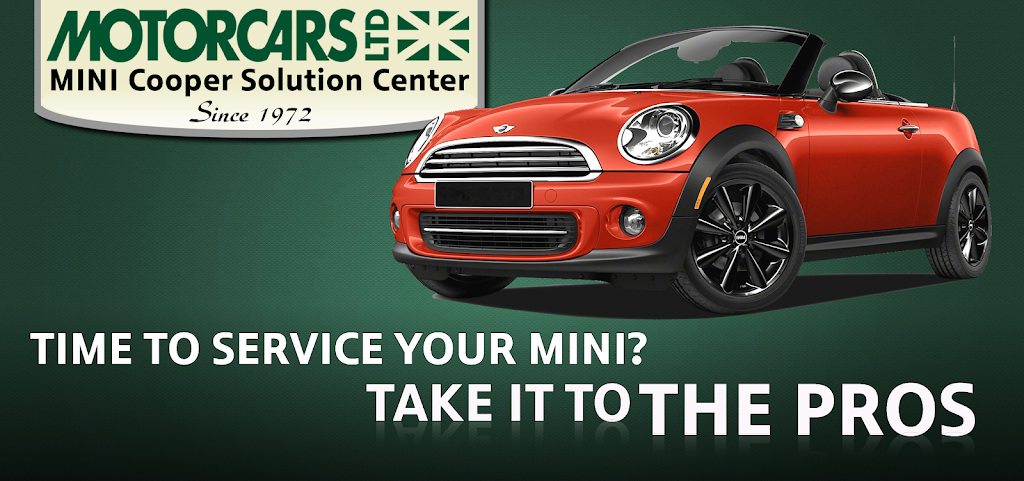 Motorcars Ltd. – MINI Cooper Solution Center in Houston Texas