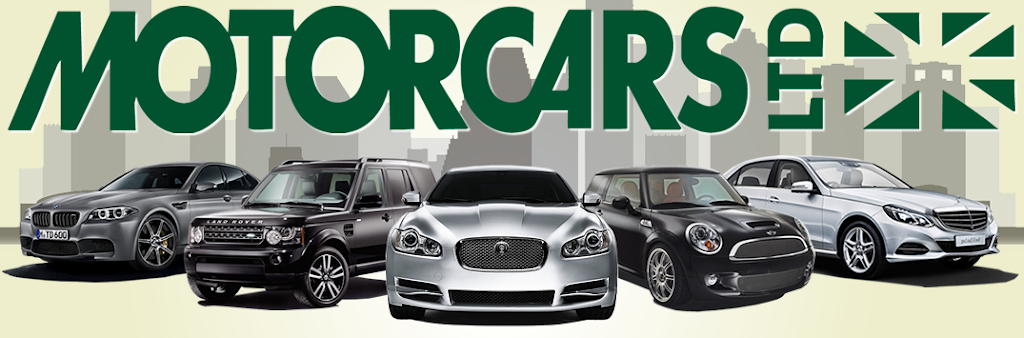 Motorcars Ltd. Jaguar, Land Rover, Mercedes Benz, Land Rover & BMW Service & Repair in Downtown Houston and Surrounding Areas