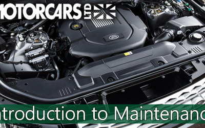 Motorcars Ltd – Maintenance Series – #1 Introduction