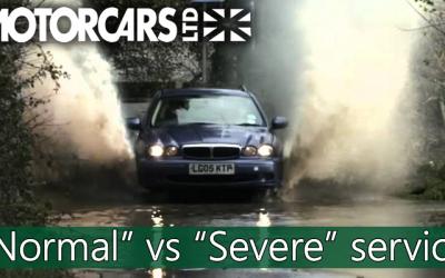 "Motorcars Ltd – Maintenance Series – ""Normal Service"" vs ""Severe Service"""