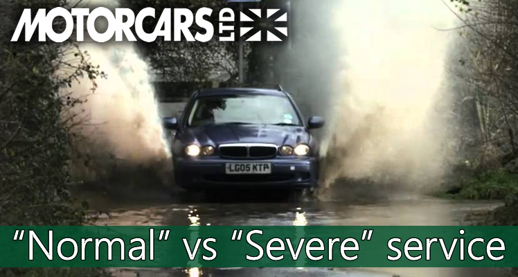 "Motorcars Ltd – Maintenance Series – #2 ""Normal Service"" vs ""Severe Service"""