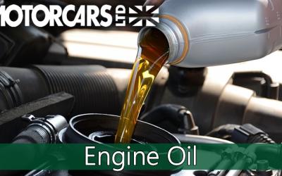 Motorcars Ltd – Maintenance Series – #3 Engine Oil