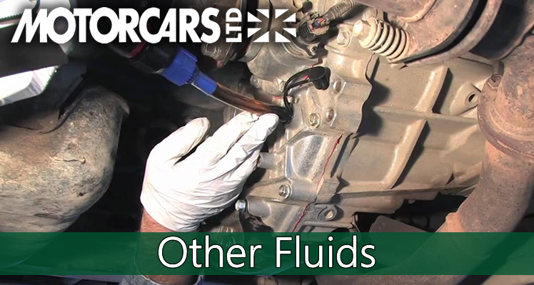 Motorcars Ltd – Maintenance Series – #4 Other Fluids